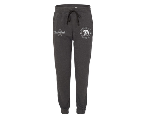 Unisex Trojans Garden City Football THREEPEAT Jogger Sweat Pants 8800