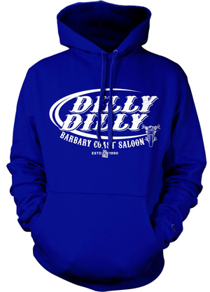 Barbary Coast Saloon Dilly Dilly Unisex Hood
