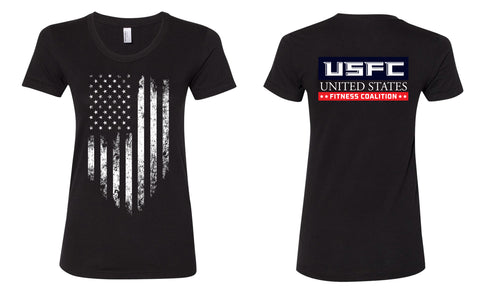 USFC Ladies Tee BB301W