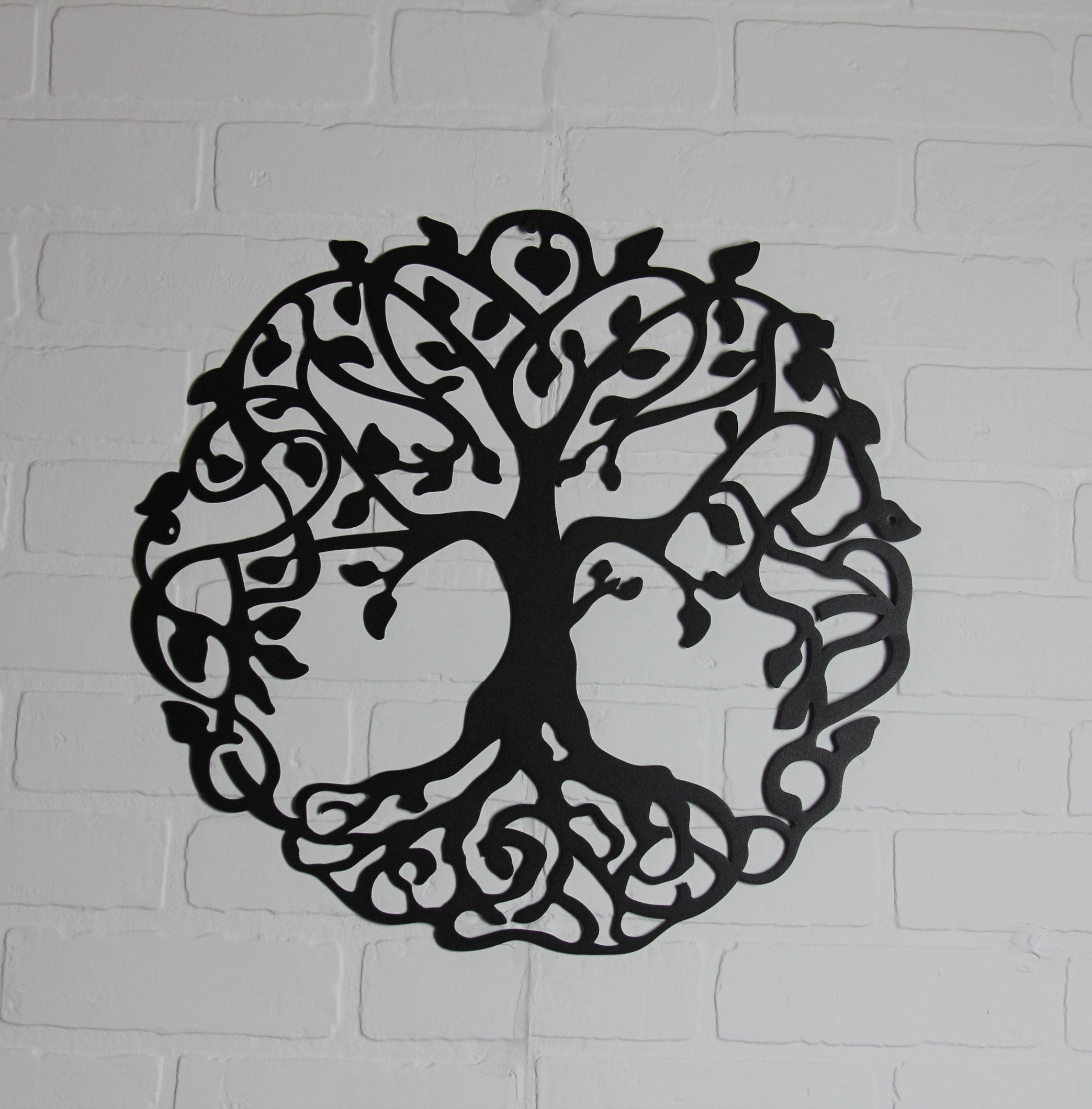 Metal Tree Of Life Wall Art Other Home #3311