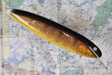 "Mattlock 12"" Foil Walleye"