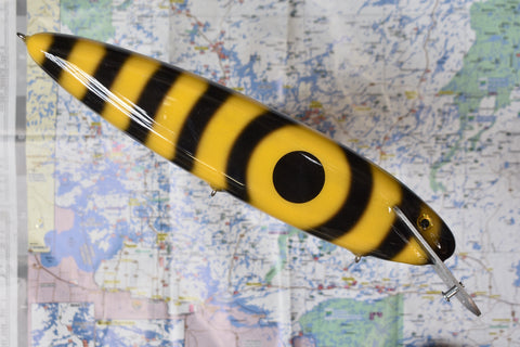 "Mattlock 12"" Blurred Target - Safety Yellow"