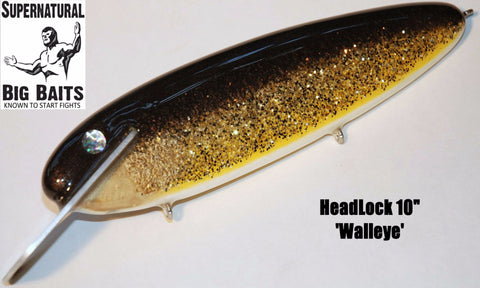 "HeadLock 10"" Standard Walleye"