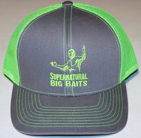 Supernatural Trucker Hat