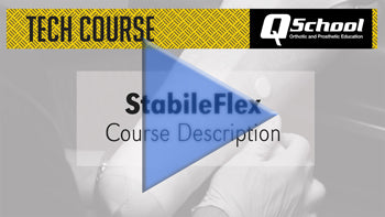 StabilFlex Transtibial Socket Course Description