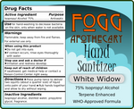 Fogg Apothecary White Widow Hand Sanitizer
