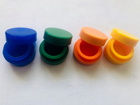 3 ml Silicone Storage Containers - Small - Fogg Terpenes, Tools - Terpenes, Fogg Flavors - Fogg Flavor Labs, LLC., Fogg Flavors - Fogg Flavors