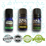 FOGG TERPENES - After Dinner Collection - Fogg Terpenes,  - Terpenes, Fogg Flavors - Fogg Flavor Labs, LLC., Fogg Flavors - Fogg Flavors
