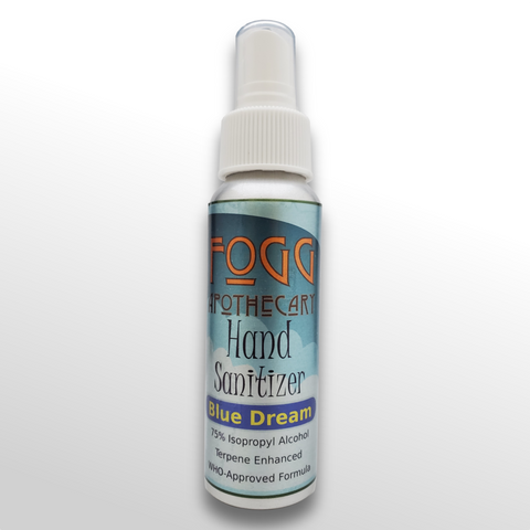 Fogg Apothecary Blue Dream Hand Sanitizer