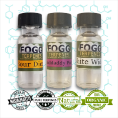FOGG TERPENES™ - Floral Collection - Fogg Terpenes,  - Terpenes, Fogg Flavors - Fogg Flavor Labs, LLC., Fogg Flavors - Fogg Flavors