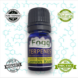 FOGG TERPENES Golden Beaver Farms Lemon Kush