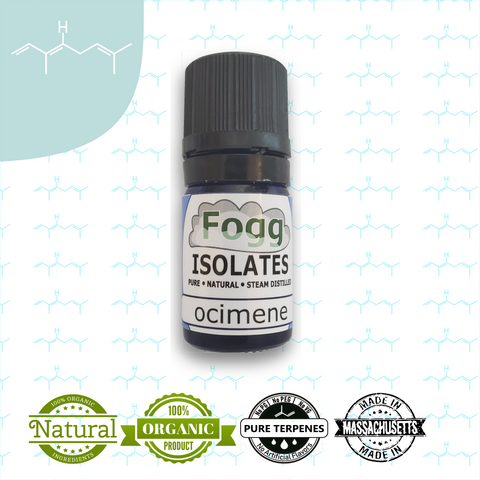 FOGG ISOLATES - Ocimene