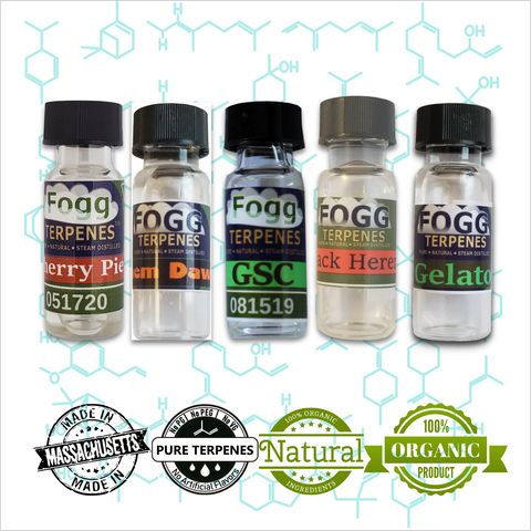 FOGG TERPENES - Picnic with Jack Collection