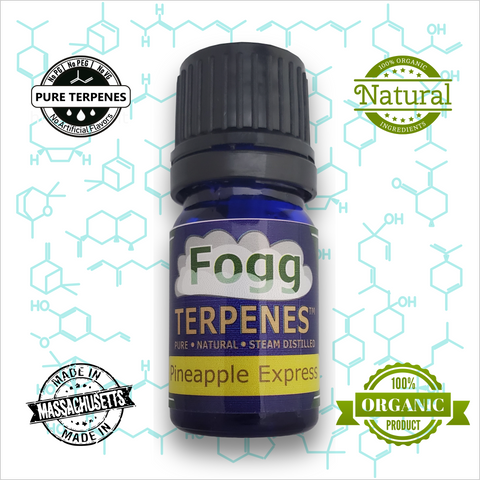 FOGG TERPENES Pineapple Express