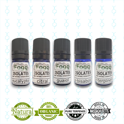 FOGG Isolates - Rare Collection