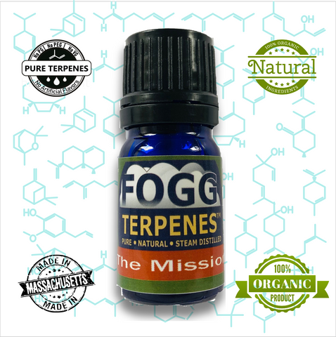 FOGG TERPENES The Mission