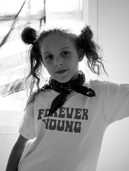 "Little Folk ""Forever Young""Tee"
