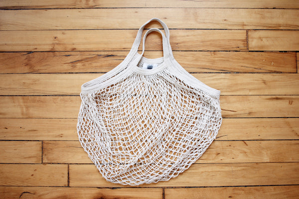 All Purpose Netted Market Tote