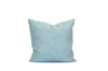 H2O Linen + Water Linen / Big Floor Pillow
