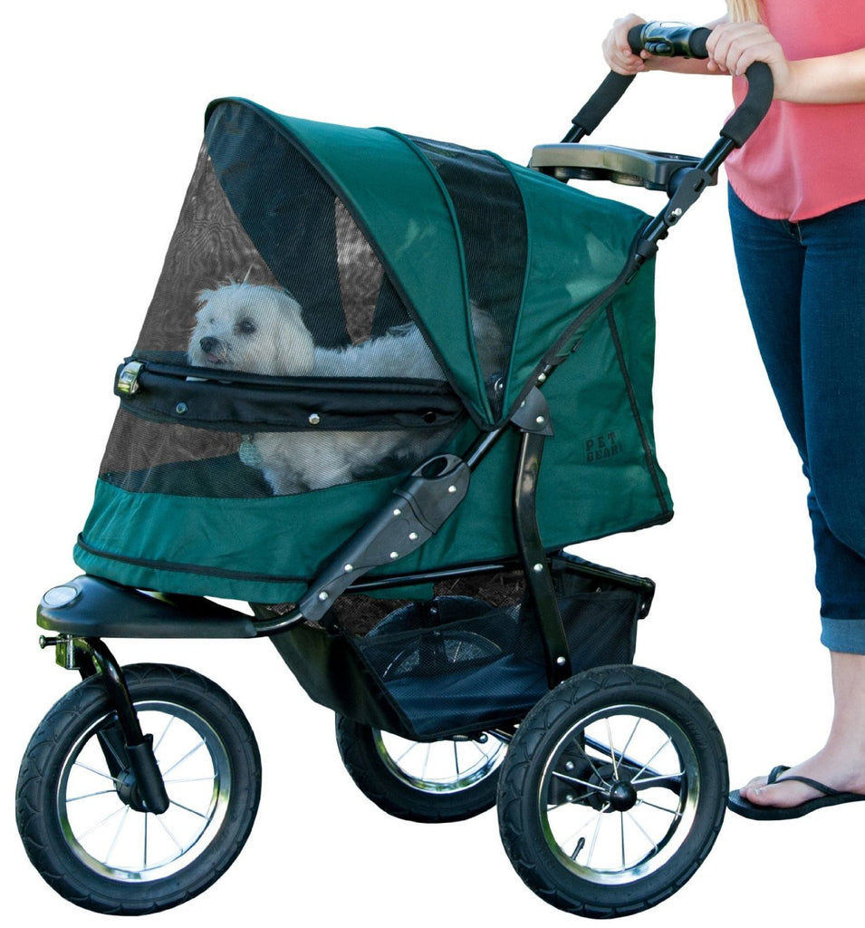 Carriola para mascota Pet Gear Jogger No-Zip (3 colores)