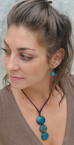 Arietta Fair Trade Earrings