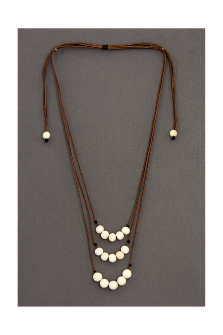Caminos Tagua Necklace