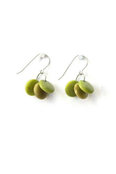 Light and Lovely eco-conscious earrings