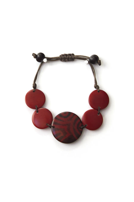 Loops Tagua Necklace