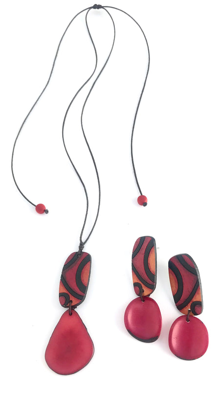 Elan Totumo Earrings