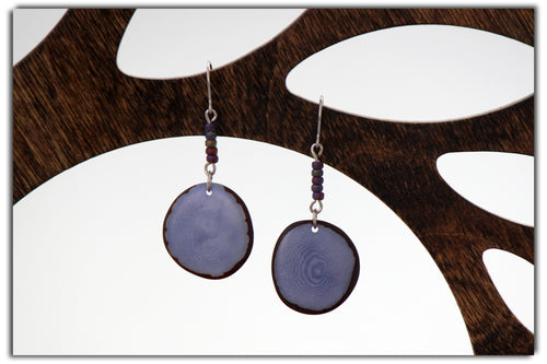 Leilani Tagua Earrings