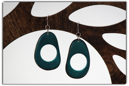 Candy Tagua Earrings