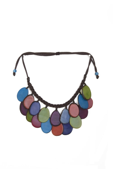 Cavatina Tagua Necklace