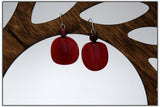 Ondine Tagua Earrings
