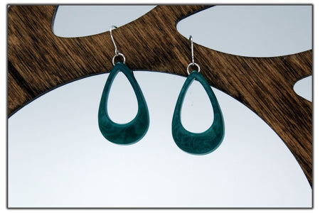 Halona Tagua Earrings