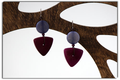 Rio Tagua Earrings