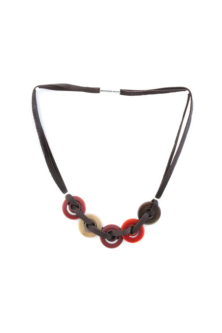 Jakaranda Flower Necklace Special