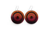 Spiral Totumo Earrings