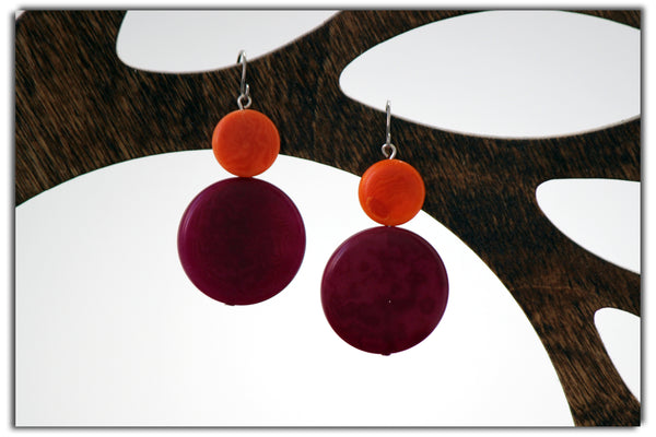Stella Tagua Earrings