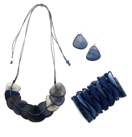 Mozaic Necklace Set
