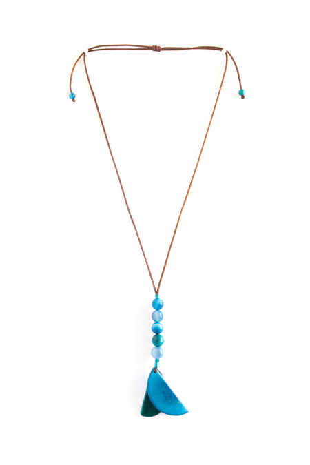 Jakaranda Morning Star Necklace