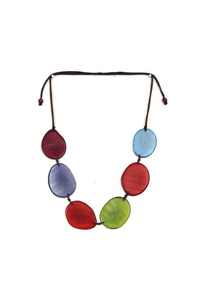 Earthy, Fair Trade, tagua necklace