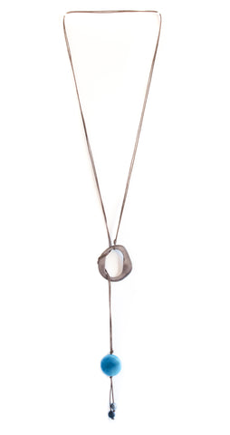 Dulcet Sterling Silver Necklace