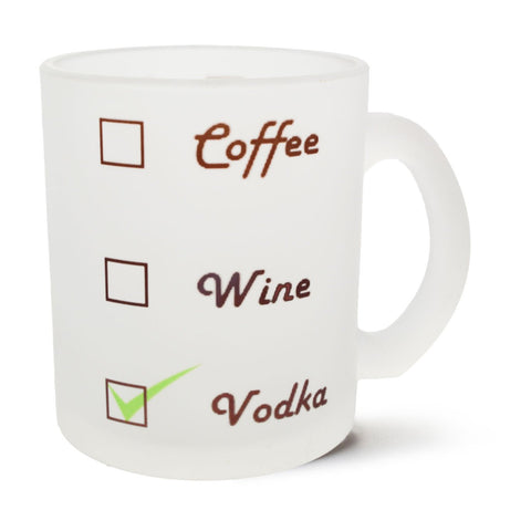 Vodka COFFEE MUG