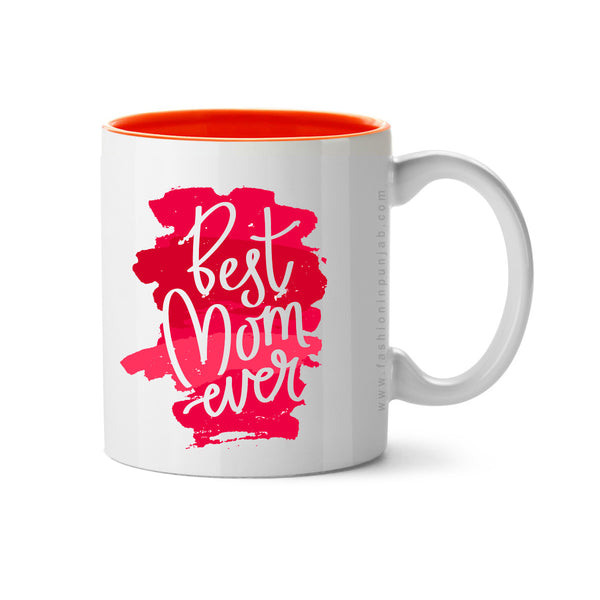 Best MOM Ever COFFEE MUG - Fashion In Punjab