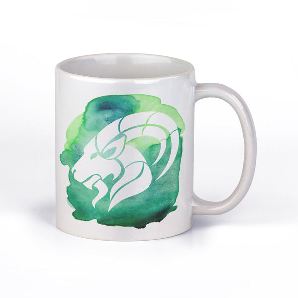 Coffee Mug with Capricorn Horoscope Sign by Fashion In Punjab - Fashion In Punjab