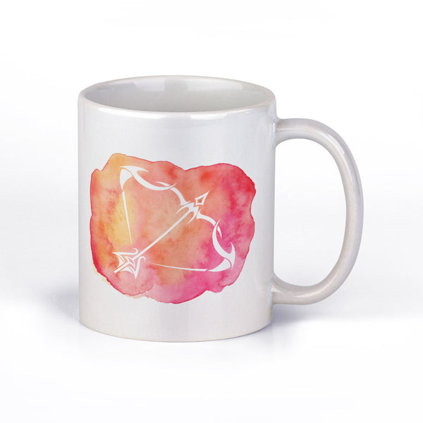 Coffee Mug with Sagittarius Horoscope Sign by Fashion In Punjab - Fashion In Punjab