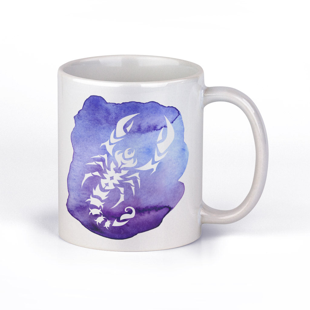 Coffee Mug with Scorpio Horoscope Sign by Fashion In Punjab - Fashion In Punjab