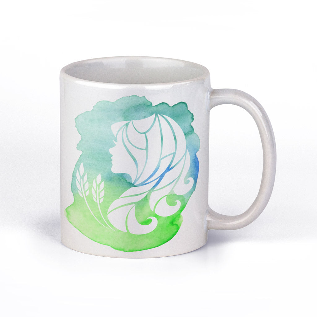 Coffee Mug with Virgo Horoscope Sign by Fashion In Punjab - Fashion In Punjab