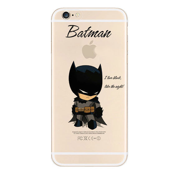 Batman Cover For Apple iPhone 6 - Fashion In Punjab