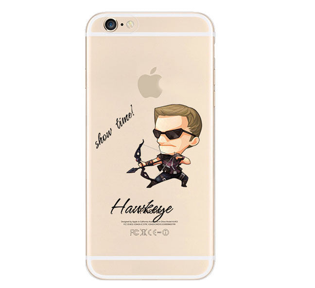 Hawkeye The Avengers Cover For Apple iPhone 6 - Fashion In Punjab